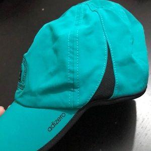 adidas Accessories - Boston marathon Adidas running hat